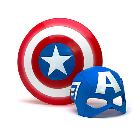Disney Store Captain America mask and shield set, £30.95.jpg