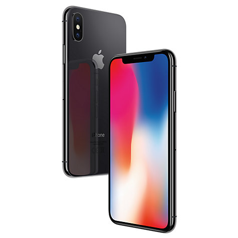 John Lewis Apple iPhone X, £999