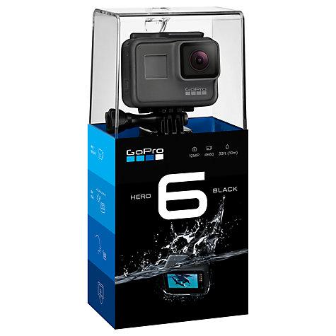 John Lewis GoPro Hero6 Action Camera - £499.95