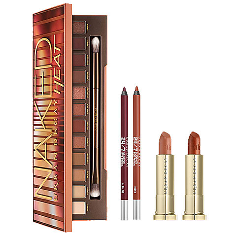 John Lewis Urban Decay heat collection, £91.35