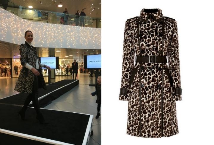 Karen Millen Leopard Print Coat £375 (2).jpg
