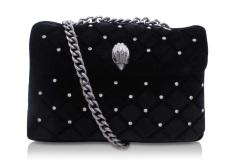 KG Velvet Bag, 129