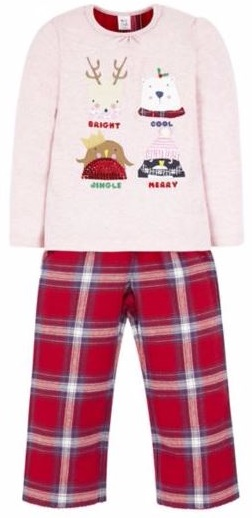 Mini Club Christmas Pjyamas