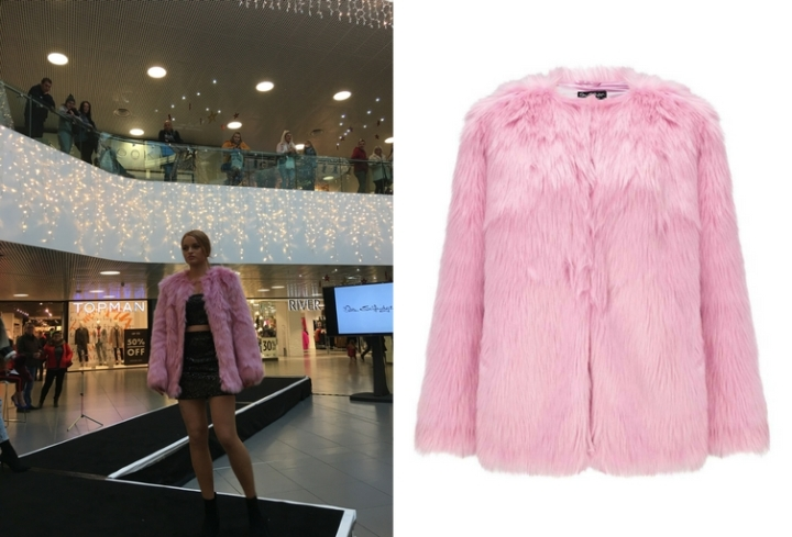 Miss Selfridge pink faux fur coat, £79.00 (2).jpg
