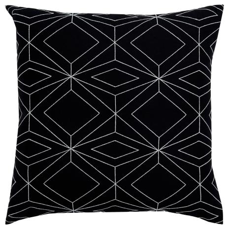 M&S Geometric Pillow, £25