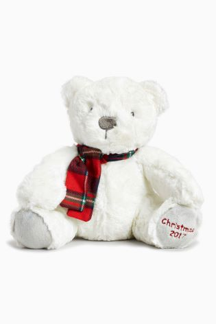 Next White Bear Toy, £10.jpg
