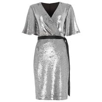 Niki Sequin Dress, £160