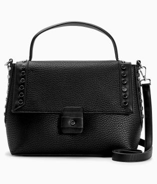 Next Black Large Stud Tote bag, £36