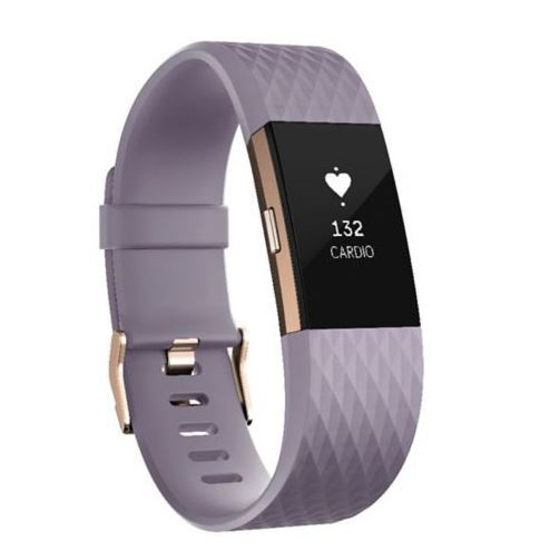 Fitbit Charge 2 Special Edition Lavender and rose gold £139.99 Boots