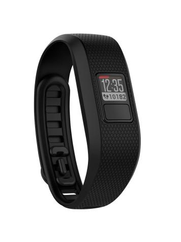 garmin vivofit 3 fitness band, regular, black £49.99